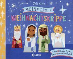 Meine erste Weihnachtskrippe von Chou,  Joey, Mannchen,  Nadine