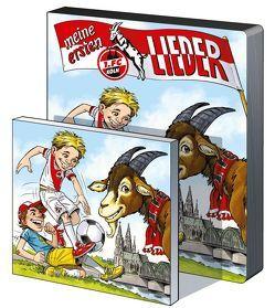 Meine ersten 1. FC Köln-Lieder von Reiser,  Jan, Söntgen,  Manfred