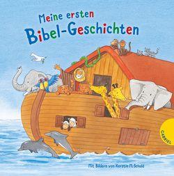 Meine ersten Bibel-Geschichten von Beutler,  Dörte, Schuld,  Kerstin M.