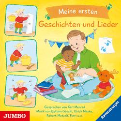 Meine ersten Geschichten und Lieder von Grimm,  Sandra, Menrad,  Karl