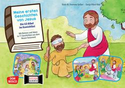 Meine ersten Geschichten von Jesus. Die U3-Bibel im Kamishibai. Kamishibai Bildkartenset. von Fromme-Seifert,  Viola M., Häusl-Vad,  Sonja