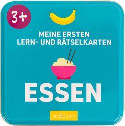 Meine ersten Lern- und Rätselkarten Essen von Gerbrands,  Anneke, Sörensen-Knoop,  Maraike