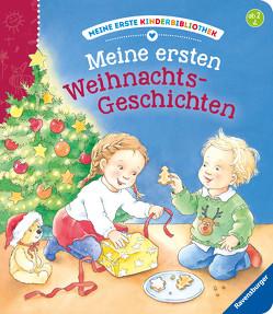Meine ersten Weihnachts-Geschichten von Dierks,  Hannelore, Grimm,  Sandra, Szesny,  Susanne