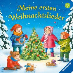 Meine ersten Weihnachtslieder von Scharff-Kniemeyer,  Marlis, Volksgut