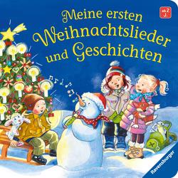Meine ersten Weihnachtslieder und Geschichten von Nahrgang,  Frauke, ZORA