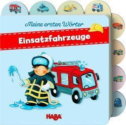 Meine ersten Wörter – Einsatzfahrzeuge von Kraushaar,  Sabine