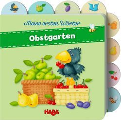 Meine ersten Wörter – Obstgarten von Schröder,  Mirka