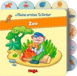 Meine ersten Wörter – Zoo von Brüchler,  Mirco