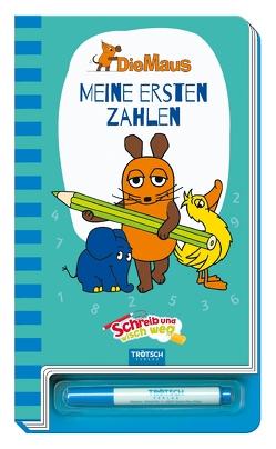 """Meine ersten Zahlen """"Die Maus"""" von Schmitt-Menzel,  Isolde, Streich,  Friedrich"""