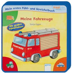 Meine Fahrzeuge von Egger,  Sonja, Schmalz,  Rebecca