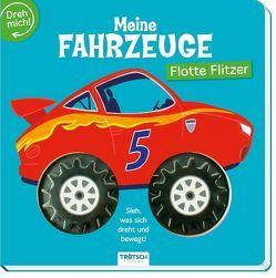 Meine Fahrzeuge FLOTTE FLITZER