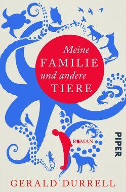 Meine Familie und andere Tiere von Durrell,  Gerald, Hesse,  Andree