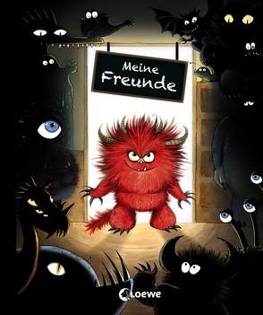 Meine Freunde (Monster) von Daub,  Leonie
