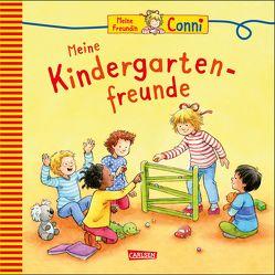 Meine Freundin Conni – Meine Kindergartenfreunde (Neuausgabe) von Görrissen,  Janina