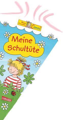 Meine Freundin Conni – Zum Schulanfang von Sörensen,  Hanna, Velte,  Ulrich