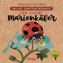 Meine Gartenfreunde. Der kleine Marienkäfer von Häfner,  Carla, Wessel,  Kathrin