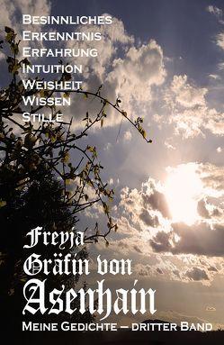 Meine Gedichte von Gräfin von Asenhain,  Freyja