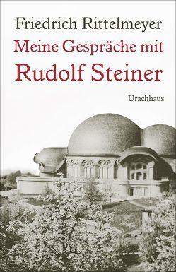 Meine Gespräche mit Rudolf Steiner von Archiv der Christengemeinschaft, Gädeke,  Wolfgang, von Behr,  Vicke