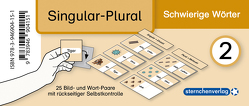 Meine Grammatikdose 2 – Singular-Plural – Schwierige Wörter von Langhans,  Katrin