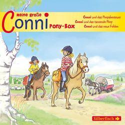 Meine große Conni-Ponybox (Meine Freundin Conni – ab 6 ) von Boehme,  Julia, Diverse