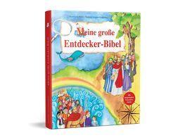 Meine große Entdecker-Bibel von Abeln,  Reinhard, Hoppe-Engbring,  Yvonne, Marquardt,  Vera
