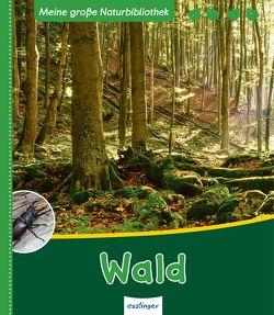 Meine große Naturbibliothek: Wald von Zysk,  Stefanie