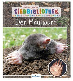 Meine große Tierbibliothek: Der Maulwurf von Poschadel,  Dr. Jens