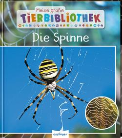 Meine große Tierbibliothek: Die Spinne von Poschadel,  Dr. Jens