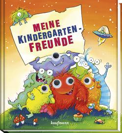 Meine Kindergarten-Freunde von Legien,  Sabine