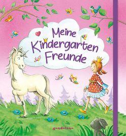 Meine Kindergarten-Freunde von Theissen,  Petra