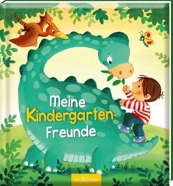 Meine Kindergarten-Freunde (Dinosaurier) von Kraushaar,  Sabine