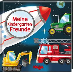 Meine Kindergarten-Freunde Fahrzeuge von Schwarz,  Thies, Storch,  Imke