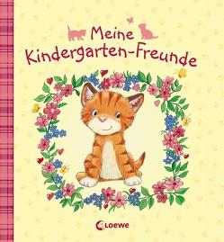 Meine Kindergarten-Freunde (Kätzchen) von Flad,  Antje