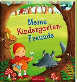 Meine Kindergarten-Freunde (Märchen) von Kraushaar,  Sabine