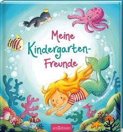 Meine Kindergarten-Freunde (Meerjungfrau) von Kraushaar,  Sabine