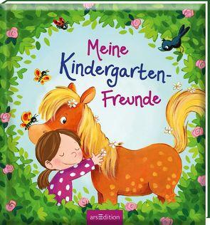 Meine Kindergarten-Freunde (Pferde) von Kraushaar,  Sabine