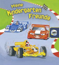 Meine Kindergarten-Freunde (Rennautos) von Paule,  Irmgard