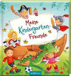 Meine Kindergartenfreunde von Kraushaar,  Sabine