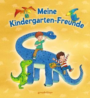 Meine Kindergarten-Freunde von gondolino Eintragbücher