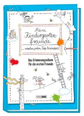 Meine Kindergartenfreunde … machen jeden Tag besonders!