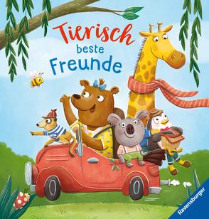 Meine Kindergartenfreunde: Tierisch beste Freunde von Gertenbach,  Pina