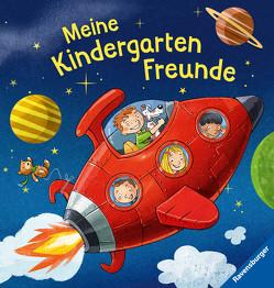 Meine Kindergartenfreunde: Weltraum von Marcus,  Eike