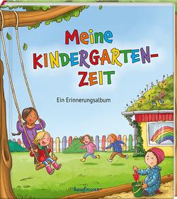 Meine Kindergartenzeit von Berend,  Jutta