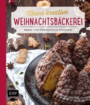 Meine kreative Weihnachtsbäckerei von Plavic,  Sara
