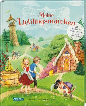 Meine Lieblingsmärchen von Grimm Brüder, Krämer,  Marina, Rahlff,  Ruth