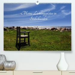 Meine Lieblingsplätze in Südschweden (Premium, hochwertiger DIN A2 Wandkalender 2021, Kunstdruck in Hochglanz) von K.Schulz,  Eckhard