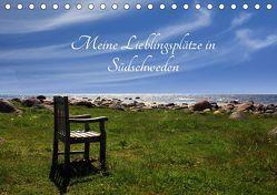 Meine Lieblingsplätze in Südschweden (Tischkalender 2019 DIN A5 quer) von K.Schulz,  Eckhard