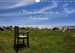 Meine Lieblingsplätze in Südschweden (Wandkalender 2019 DIN A4 quer) von K.Schulz,  Eckhard