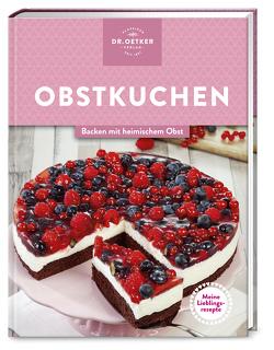 Meine Lieblingsrezepte: Obstkuchen von Dr. Oetker
