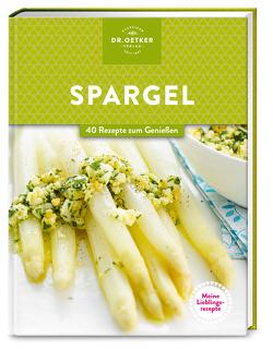 Meine Lieblingsrezepte: Spargel